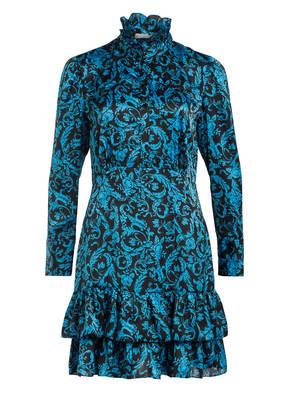 sandro Kleid mit Volant-Besatz