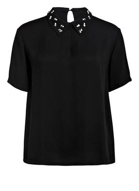 maje Blusenshirt 119LOMEA mit abnehmbaren Kragen