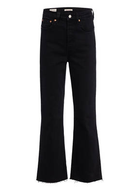 Levi's® Flared Jeans RIBCAGE CROP FLARE