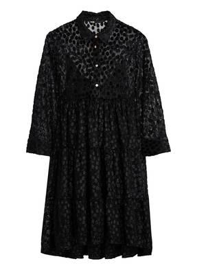 maje Kleid ROLLY mit Glitzergarn