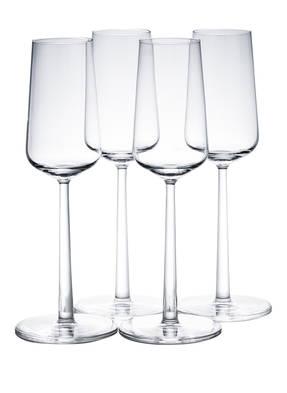 iittala 4er-Set Champagnergläser ESSENCE