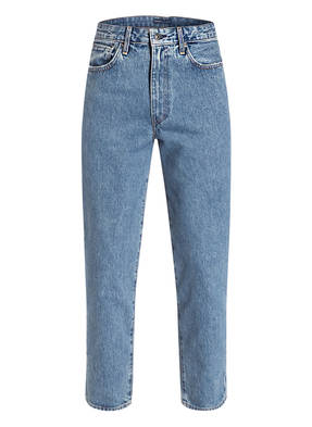 Levi's® Destroyed Jeans DRAFT Tapered Fit mit verkürzter Beinlänge