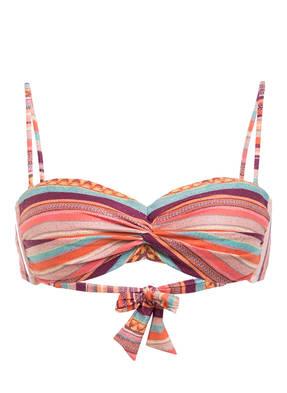 watercult Bandeau-Bikini-Top SOUVENIR STRIPE