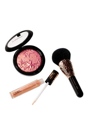 M.A.C SPRINKLE OF SHINE KIT PINK