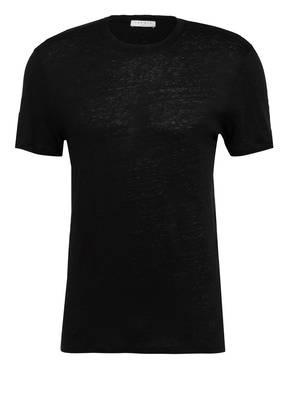 sandro T-Shirt aus Leinen