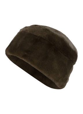 SEEBERGER Mütze aus Kunstpelz