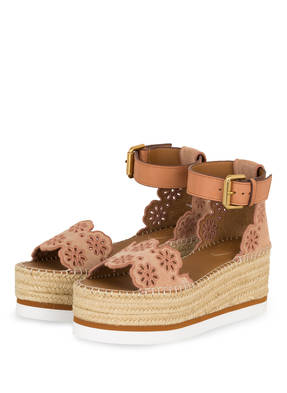 SEE BY CHLOÉ Plateau-Wedges