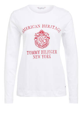 Weisse TOMMY HILFIGER animalprinte Bekleidung online kaufen