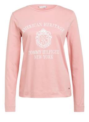 Rosa TOMMY HILFIGER animalprinte Bekleidung online kaufen