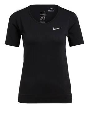 Nike Laufshirt INFINITE mit Mesh-Einsätzen