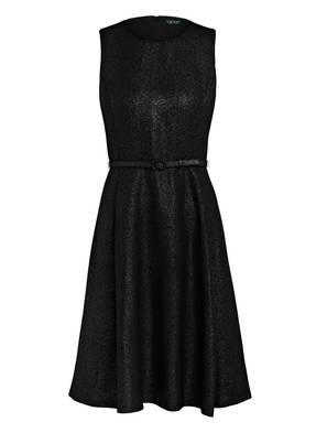 LAUREN RALPH LAUREN Kleid mit Glitzergarn