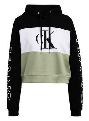 Calvin Klein Jeans Cropped-Hoodie