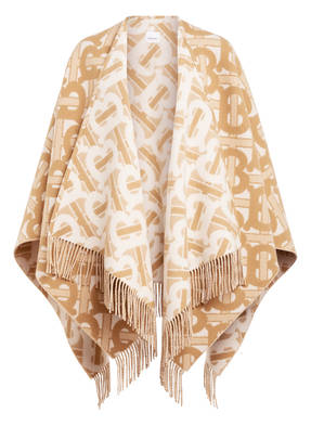 BURBERRY Cape MONOGRAMM
