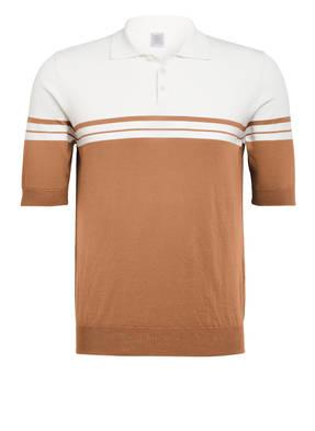 eleventy Strick-Poloshirt