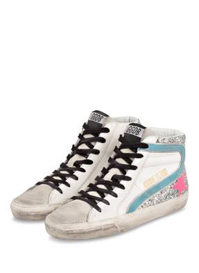 GOLDEN GOOSE DELUXE BRAND Hightop-Sneaker SLIDE GLITTER