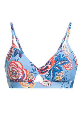 SEAFOLLY Bustier-Bikini-Top VIDA BLOOMS