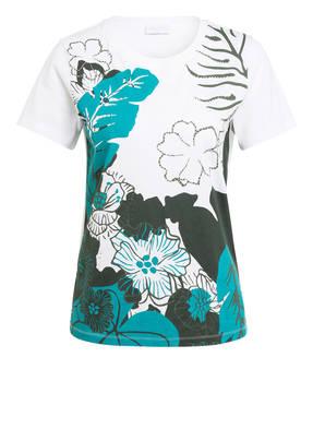 ESCADA SPORT T-Shirt mit Perlenbesatz
