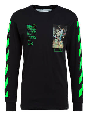 OFF-WHITE Longsleeve PASCAL PAINTING