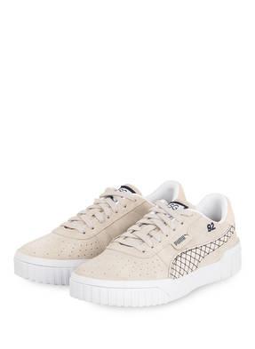 PUMA Sneaker CALI SUEDE QUILT