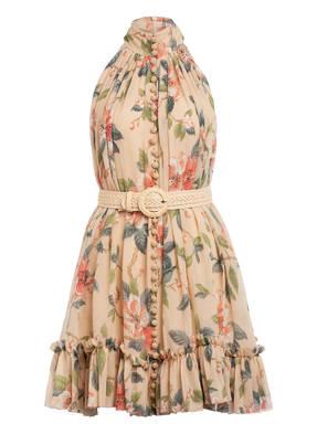ZIMMERMANN Kleid KIRRA mit Volantbesatz