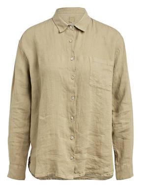 120%lino Hemdbluse aus Leinen