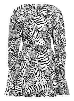 ROTATE BIRGER CHRISTENSEN Kleid TARA mit Schmucksteinbesatz