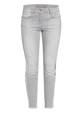 MARC AUREL Skinny Jeans mit Galonstreifen