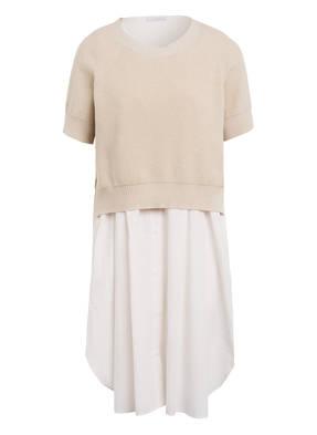 RIANI Kleid mit Strickshirt