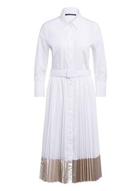 LUISA CERANO Hemdblusenkleid mit 3/4-Arm