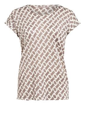 (THE MERCER) N.Y. T-Shirt aus Leinen