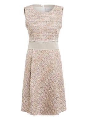 NVSCO Tweed-Kleid mit Glitzergarn