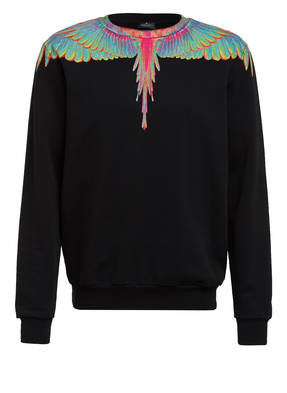 MARCELO BURLON Sweatshirt FLUO
