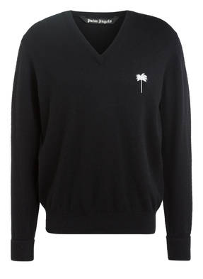 Palm Angels Cashmere-Pullover
