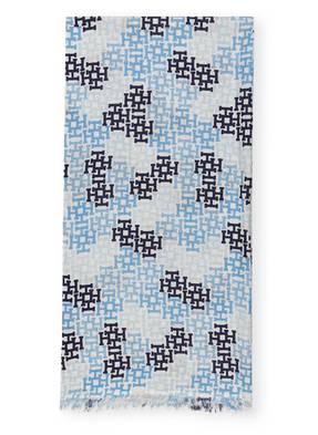 HEMISPHERE Cashmere-Schal mit Seide