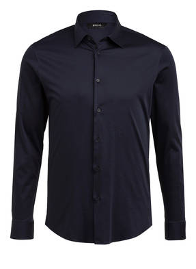 ZZegna Jerseyhemd Comfort Fit
