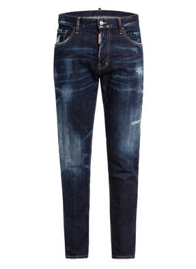 DSQUARED2 Destroyed Jeans SEXY MERCURY Slim Fit
