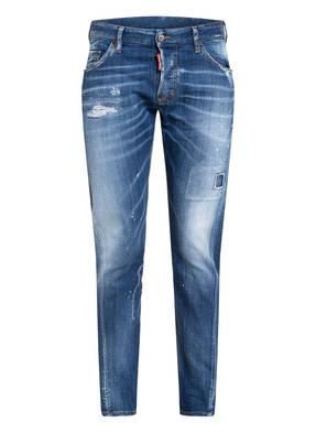 DSQUARED2 Destroyed Jeans MEDIUM SCAR Extra Slim Fit