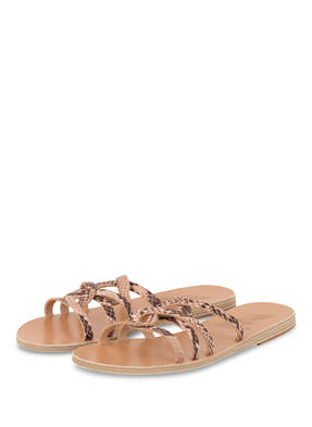 ANCIENT GREEK SANDALS Pantoletten REVEKKA