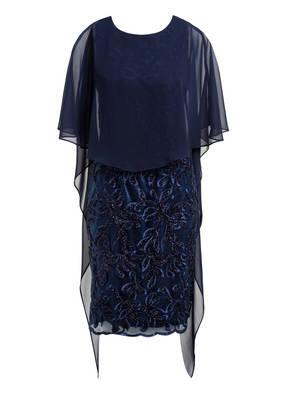 SWING Kleid mit Schmucksteinbesatz