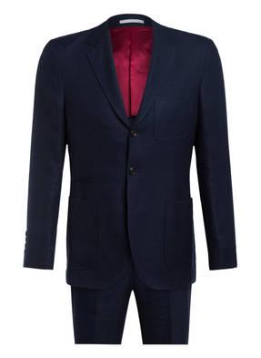 BRUNELLO CUCINELLI Anzug Extra Slim Fit mit Leinen