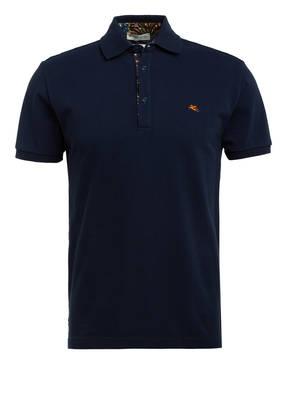 ETRO Piqué-Poloshirt Regular Fit