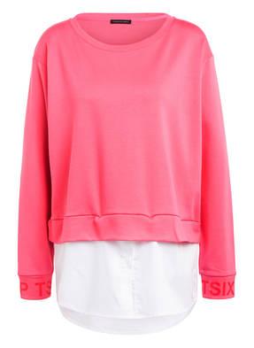twenty six peers Sweatshirt mit Blusensaum