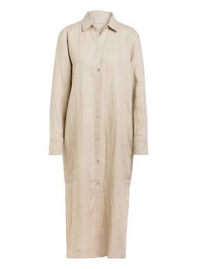 Mrs & HUGS Hemdblusenkleid aus Leinen