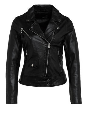 BE EDGY Lederjacke BEFRANCES