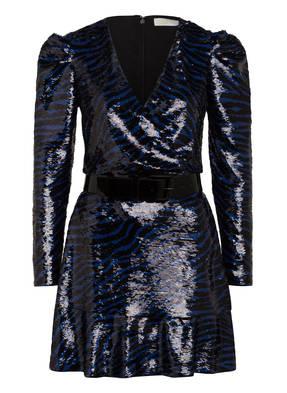 MICHAEL KORS Kleid mit Paillettenbesatz