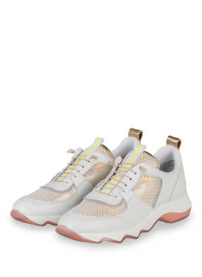 DONNA CAROLINA Sneaker PLATINO