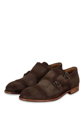 Cordwainer Double-Monks PIOMBO