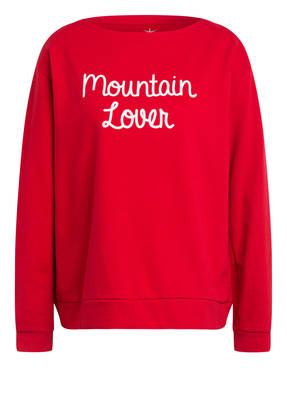 Juvia Sweatshirt MOUNTAIN LOVER