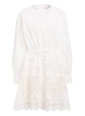 SEE BY CHLOÉ Kleid mit Spitzenbesatz