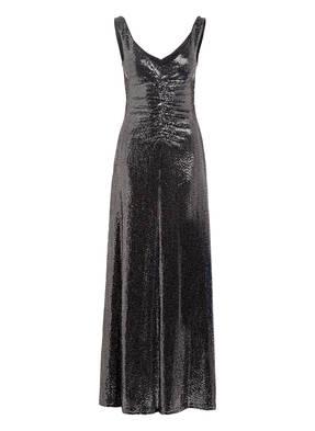 Vera Mont Kleid mit Paillettenbesatz